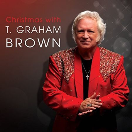 Country artist T. Graham Brown just released his first holiday album.