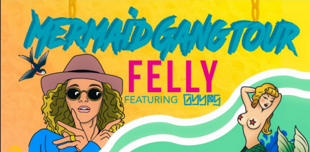 Connecticut rapper Felly to take on El Rey and more with his crew