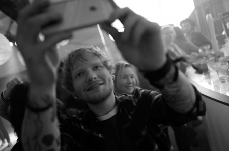 Watch: Ed Sheeran announces he'll release new music on Friday