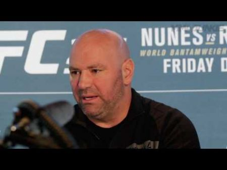 UFC should have given Mike Goldberg a better send-off