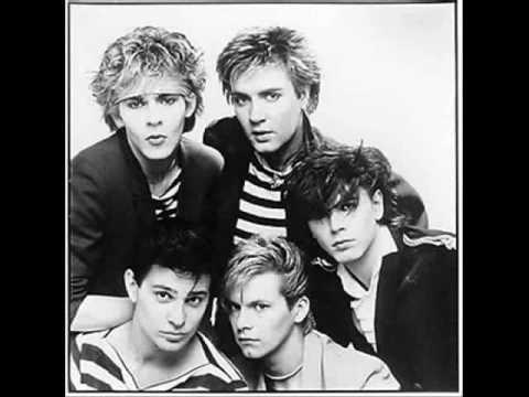 Top 5 best Duran Duran songs