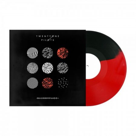 With 49,000 units sold, Twenty One Pilots' Blurryface is the top-selling vinyl release of 2016.