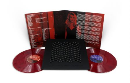 Twin Peaks: Fire Walk With Me - Original Motion Picture Soundtrack with music by Angelo Badalamenti will be released on vinyl on Jan. 25.