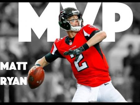 Brett Favre says Falcons' Matt Ryan is an 'overlooked' NFL MVP candidate
