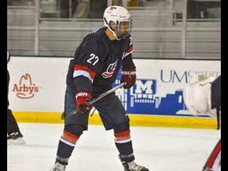 USA beats Russia in historic game at World Junior Hockey Championship