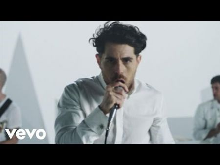 AFI premiere stark video for latest track 'Snow Cats'