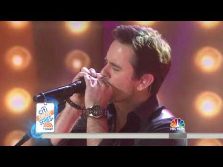 Charles Esten primes fans for 'Nashville' premiere with sizzling 'Buckle Up' performance