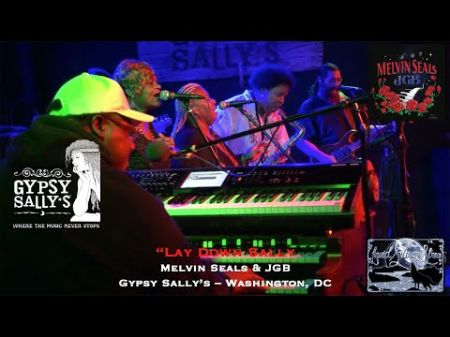 Melvin Seals & JGB keeps Jerry Garcia's spirit alive with new winter dates
