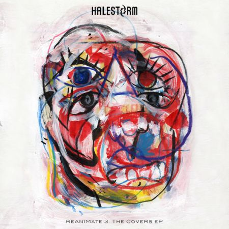 Halestorm's 'ReAniMate 3.0: The CoVeRs eP' out now