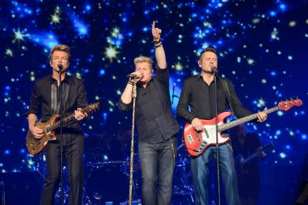 "Rascal Flatts release their new single ""Yours If You Want It."""