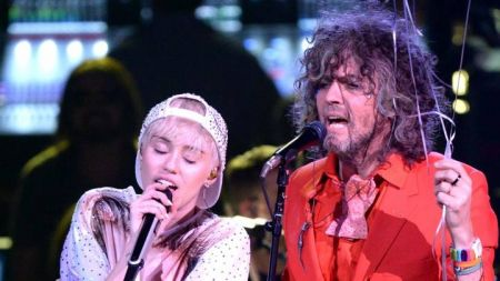 "The Flaming Lips have released a new single with ""We A Family,"" which features guest vocals from Miley Cyrus"