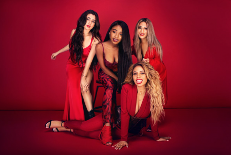 Fifth harmony schedule dates events and tickets axs fifth harmony are red and ready in first picture as foursome m4hsunfo