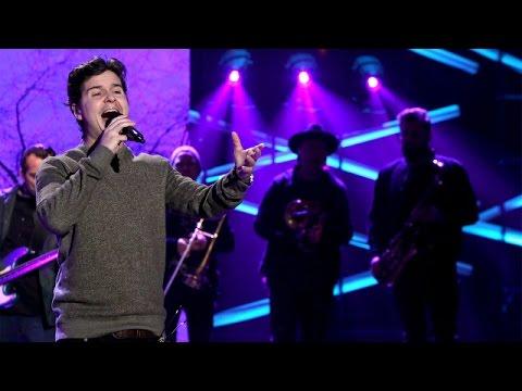 Watch: Lukas Graham performs on Ellen