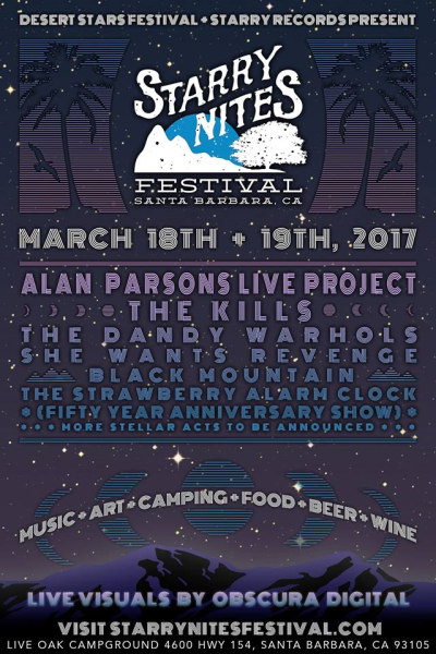 Starry Nites Festival announces major additions to 2017 event