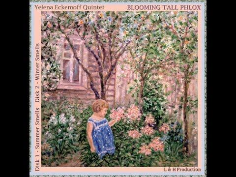 Yelena Eckemoff's 'Blooming Tall Phlox' replays childhood memories