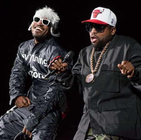 OutKast: Students at Armstrong State University will soon be studying the legendary hip-hop duo.