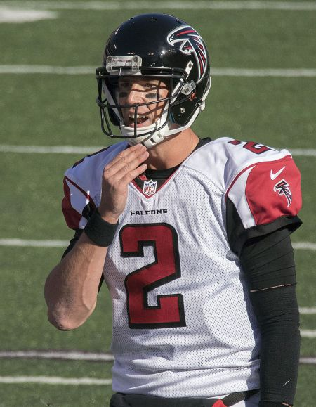 Matt Ryan may be the NFL MVP, but can he also lead the Falcons to a playoff win?