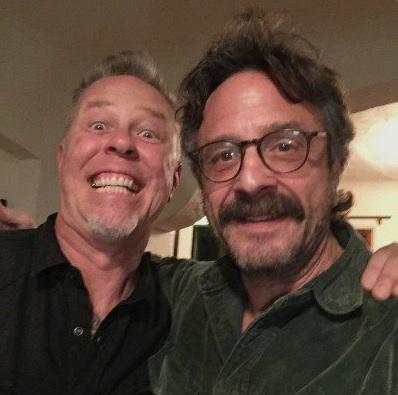 Hetfield and Maron