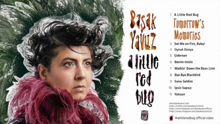 This Istanbul-based vocalist just may legitimize abstract jazz with her Little Red Bug.