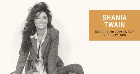 Shania Twain exhibit to open this summer at the Country Music Hall of Fame.