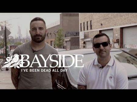 Bayside and Say Anything announce co-headlining tour