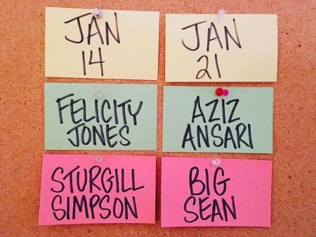 Big Sean will performon SNL for the first time Jan. 21.