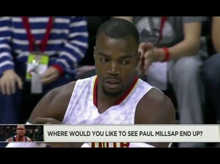 Lakers Rumors: LA showed interest in trading for Paul Millsap?