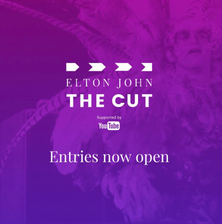 Elton John is inviting aspiring filmmakers to craft their own music video treatments for a one of three select songs.