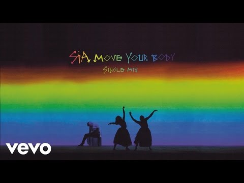 Review: Sia shakes things up with single mix of 'Move Your Body'