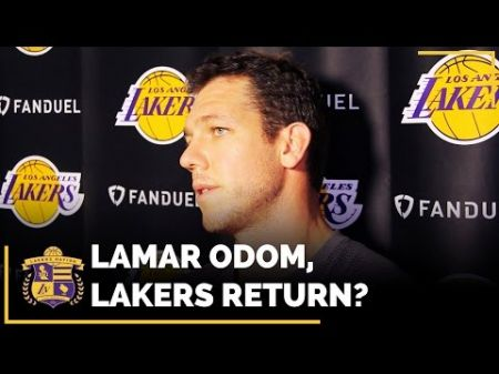 Luke Walton admits Lamar Odom reached out about coaching role with Lakers