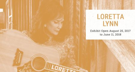 Loretta Lynn exhibit to open at the Country Music Hall of Fame in August 2017.