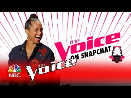 'The Voice' announces that it's looking for singers on Snapchat