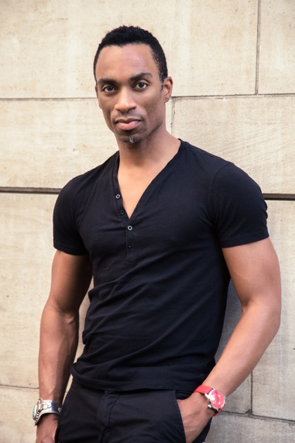 Desmond Richardson is a ballet dancer.