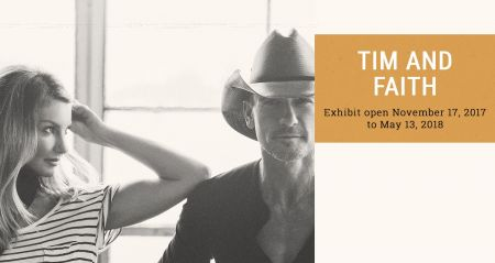 Faith Hill & Tim McGraw joint exhibit will open at the Country Music Hall of Fame this fall.