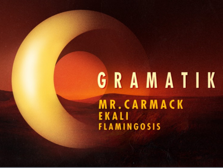 Gramatik will perform at Red Rocks Amphitheatre in Morrison, Colo. on Saturday, June 17.