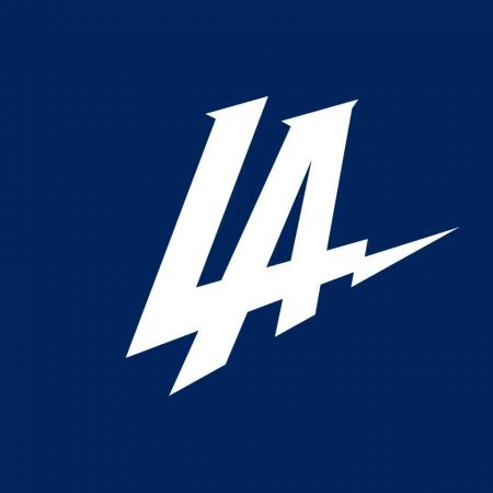 The Chargers revealed this new logo shortly after announcing their move to LA