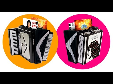 'Weird Al' Yankovic goes completely accordion with new 'Squeeze Box' anthology