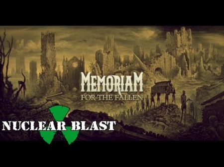 Memoriam releases first single from debut album, 'For The Fallen'
