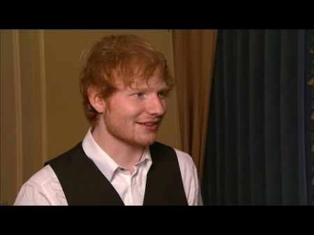 Ed Sheeran sees health benefits of singing ballads sans beer