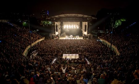 Which artists would be great to see perform at Forest Hills Stadium this summer?