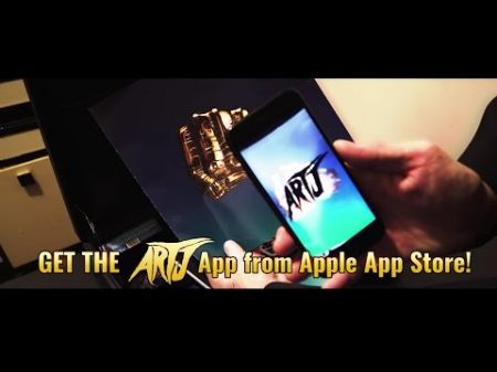 See 'Run The Jewels 3' in a whole new light with the ARTJ app