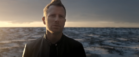 "Dierks Bentley releases the official music video for ""Black."""