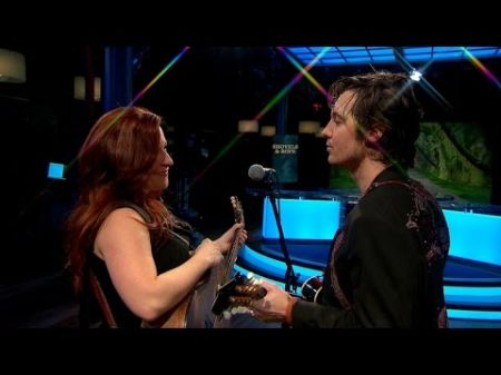 Shovels & Rope dig in deep harmony and display musical multitasking for 'Saturday Sessions'