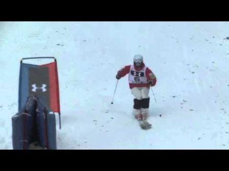 Bradley Wilson wins World Cup men's moguls bronze in Lake Placid