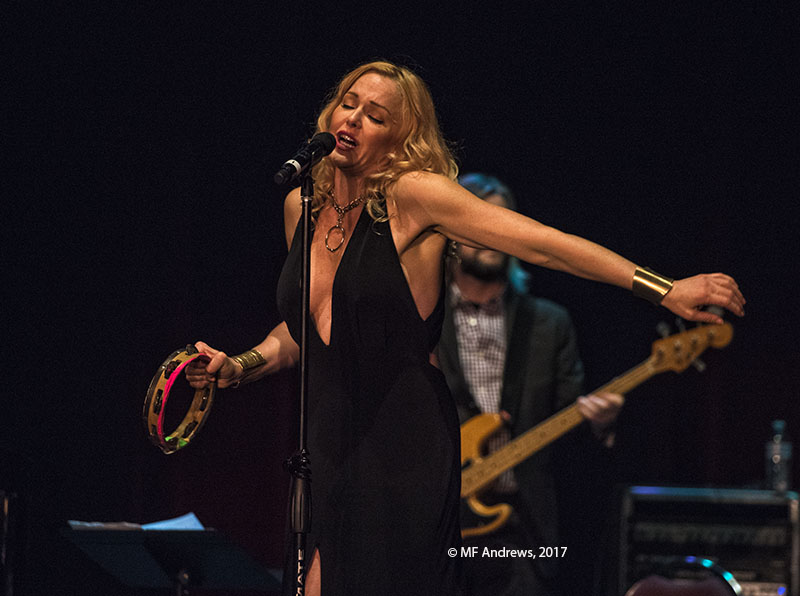 Storm Large delivers sassy and sublime at Tucson's Jazz