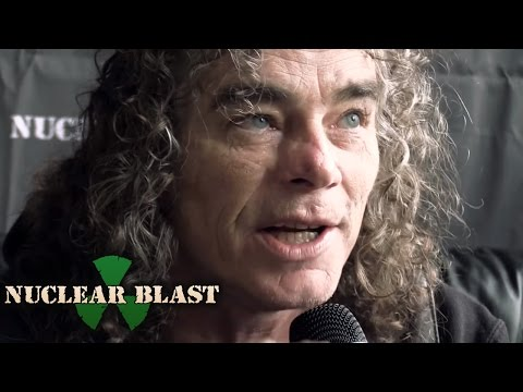 Interview: Overkill vocalist Bobby Blitz goes inside 'The Grinding Wheel'