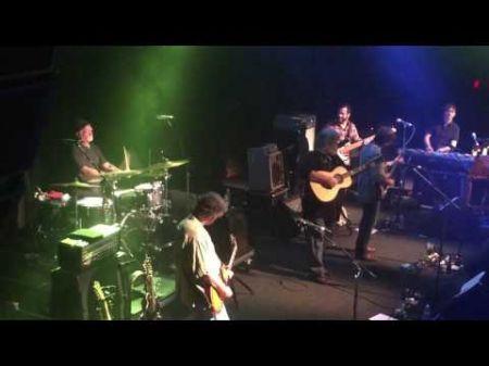 Grateful Dead's Bill Kreutzmann joins Leftover Salmon onstage in San Francisco