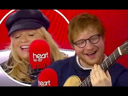 Ed Sheeran sings Spice Girls' 'Goodbye' with Baby Spice Emma Bunton