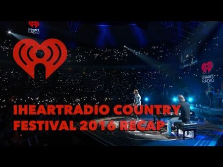 Lineup announced for 2017 iHeartCountry Festival