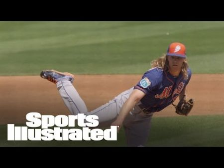 New York Mets ace Noah Syndergaard keeps bringing the heat on social media